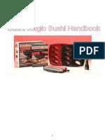 Sushi Magic Handbook
