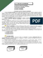 Tema 2si3 . Obiectul şi metoda contabilitaţii