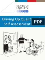 Driving Up Quality Self Assessment