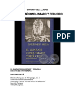 BARTOMEU MELIÀ LLITERES - EL GUARANI REDUCIDO