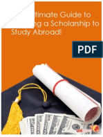 Ultimate Guide to Securing a Scholarship to Study Abroad