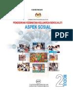 Modul 2 Pendidikan Kesihatan Keluarga Seksualiti Aspek Sosial