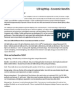 Economic Benefits of LEDUCs_White Paper