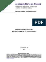 PORTFÓLIO DE ESTÁGIO CURRICULAR