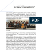 FDP-Technical Training Report