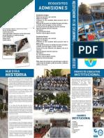 Brochure San Jose Hermanitas de La Anunciacion 2
