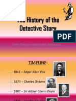 The History of the Detective Story