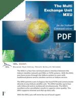 MXU Brochure