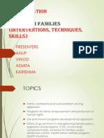 presentation on family welfare 33333333