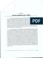cap03 - Metalogenia del Perú