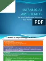 ESTRATEGIAS AMBIENTALES