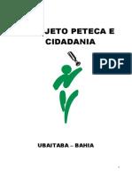 Projeto Peteca e Cidadania