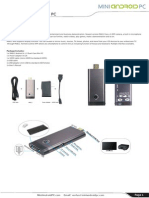 UsersManual MK812 Dual Core MiniPC AirPlay