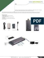 UsersManual MK812 Dual Core MiniPC AirPlay
