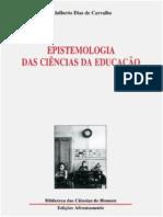 Carvalho - Epistemologia das Ciências da Educação
