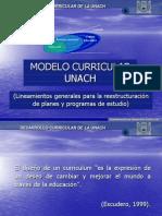 Modelo Unach