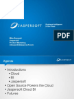 Business Intelligence in the Cloud Presentation