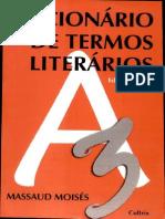 Dicionario de Termos Literarios