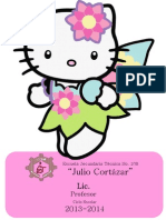 Agenda 2013 2014 Hello Kitty Agbm