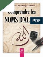 Comprendre les Noms d'Allah (Annexes)