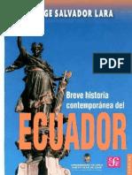 Breve Historia Contemporánea del Ecuador 5