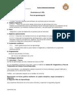 2do Plan de Aprendizaje- Version 006 Ppr 2010-II