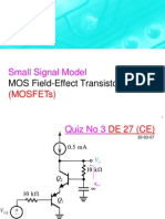 Small Signal Mosfet Ch 4 6 2