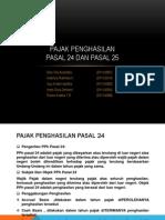 pajak penghasilan presentasi