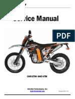 2011 a Wd Ktm Manual