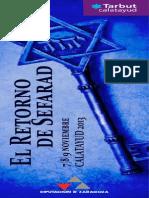 El Retorno de Sefarad a Calatayud 2013