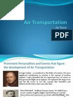 Principles of Tourism Air Transportation PPT
