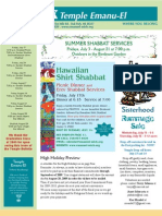 Summer 09 Bulletin
