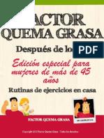 Factor Quema Grasa p Mujeres de Mas de 45