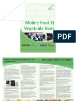 Mobile Fruit and Vegetable Vans - NW Food Health Task Force