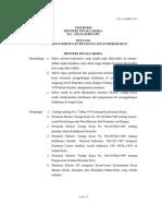 INS_11_M_BW_1997 Tentang Pengawasan Khusus K3 Penanggulangan Kebakaran