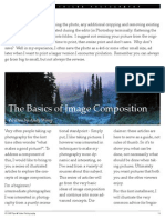 Basics of Image Composition [T&TP2007]
