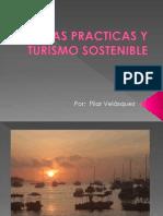 Buenas Practicas y Turismo Sostenible Charla 26 Agosto