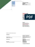 Testing & Comissioning of Signalling