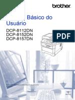 Manual do Usuário DCP-8112DN