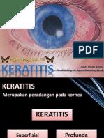 Keratitis Ninda