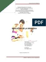 Evolución de la didáctica.doc