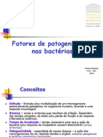 07 Factores de Patogenicidade Nas Bacterias 2012.13