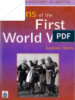 Graham Darby Origins of the First World War