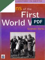 Graham Darby Origins of the First World War