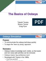 Mc Oobeya Basics