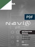 Horiba D-52_53_54_55_manual