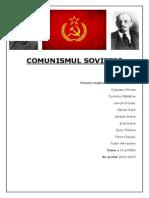 Comunismul Sovietic