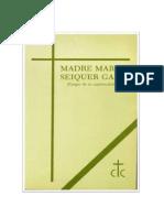 M.María Seiquer (Rasgos de su Espiritualidad)