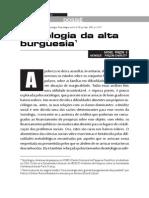 Michel Pinçon - Sociologia da Alta Burguesia