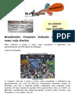 Brasileirão Cruzeiro defende a ponta em casa; veja duelos